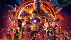 Indosport - Poster Avengers: Infinity War.