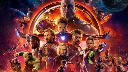 Avengers: Infinity War. - INDOSPORT