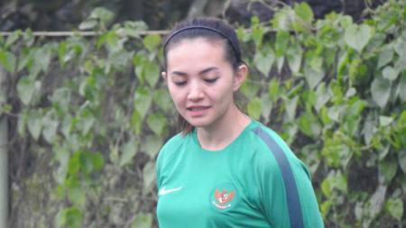 Grace Joselini Corlesa Setiawan. - INDOSPORT
