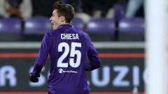 Indosport - Jika benar jadi datang ke klub Liga Inggris, Manchester United, di posisi mana pemain bintang Italia, Federico Chiesa, bakal bermain?