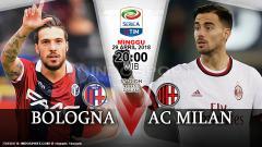 Indosport - Prediksi Bologna vs AS Milan