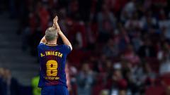Indosport - Andres Iniesta