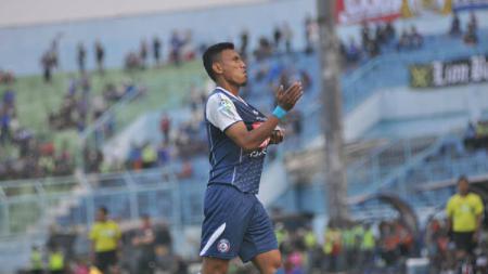 Persik Kediri gagal mendapatkan Rifaldi Bawuo yang diketahui bergabung dengan klub Liga 2 Persis Solo. - INDOSPORT
