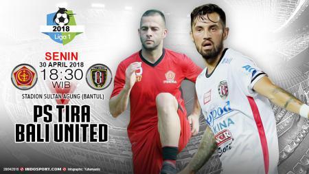 Prediksi PS Tira vs Bali United - INDOSPORT