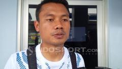 Indosport - Dedi Kusnandar, pemain Persib.