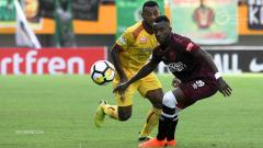 Indosport - Sriwijaya FC vs PSM Makassar bermain imbang