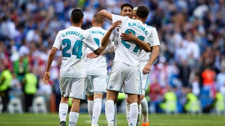 Gagal memboyong Arkadiusz Milik dari Napoli, AS Roma dengan cepat mencari pengganti dan langsung mencapai kesepakatan dengan bintang Real Madrid, Borja Mayoral. - INDOSPORT