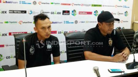 Pelatih Sriwijaya FC, Rahmad Darmawan. - INDOSPORT