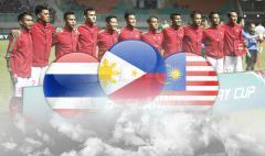 Indosport - 3 Negara Ini Tak Perhitungkan Timnas Indonesia