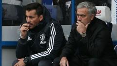 Indosport - Asisten pelatih Manchester United, Rui Faria.
