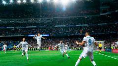 Indosport - Kabar gembira jelang bergulirnya kembali LaLiga Spanyol, Real Madrid bakal punya duet maut untuk temani Karim Benzema di garis depan.
