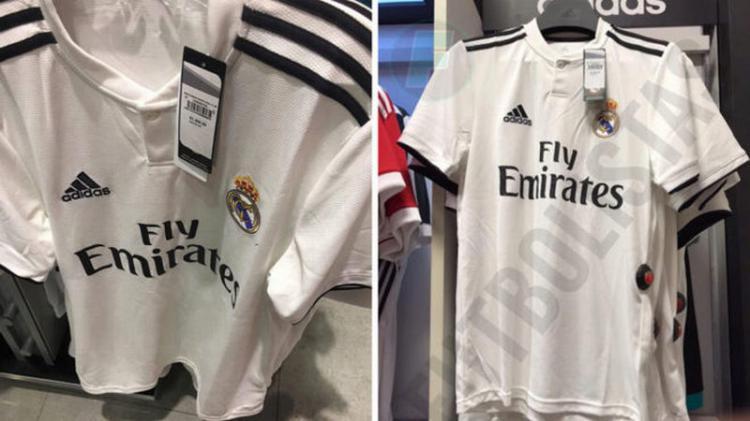 Jersey Bocoran Real Madrid Copyright: Footyheadlines
