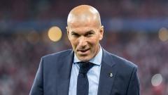 Indosport - Dipecat raksasa LaLiga Spanyol, Real Madrid itu tidak apa-apa. Zinedine Zidane bakal 'tertawa' gara-gara ajakan Didier Deschamps.