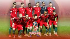 Indosport - Timnas Portugal Piala Dunia 2018