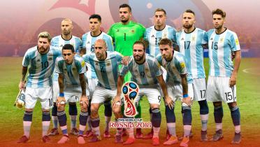 Bergantung Pada Messi, Argentina Alami Kemunduran di Piala Dunia 2018?