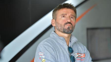 Max Biaggi merupakan salah satu legenda balap MotoGP. - INDOSPORT