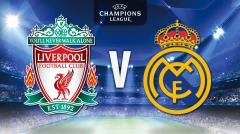 Indosport - Liverpool vs Real Madrid.