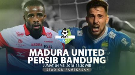 Madura United vs Persib Bandung. - INDOSPORT