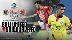 Indosport - Prediksi Bali United vs Sriwijaya FC