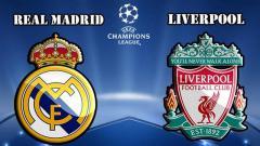 Indosport - Real Madrid vs Liverpool.