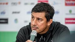 Indosport - Pelatih Persebaya, Angel Alfredo Vera.