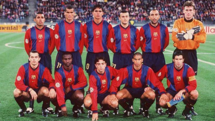 Bocoran Jersey Barcelona musim 2018/19 Copyright: footyheadlines.com