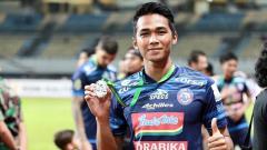 Indosport - Bagas Adi Nugroho.