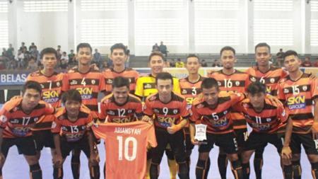 SKN FC Kebumen. - INDOSPORT