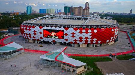 Spartak Stadium atau Otkrytiye Arena. - INDOSPORT