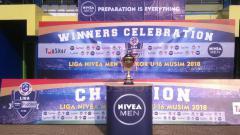 Indosport - Piala Liga Nivea Men Topskor U-16.