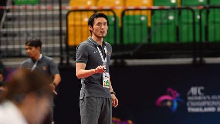 Pelatih Timnas Futsal Indonesia. - INDOSPORT