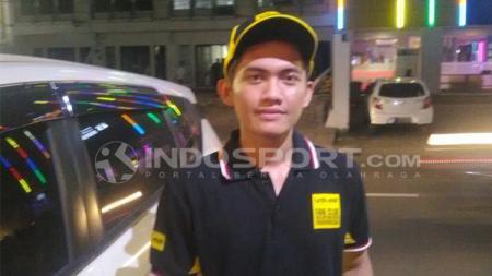Presiden Fan Club Valentino Rossi Indonesia, Endi Efendi. - INDOSPORT