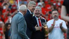 Indosport - Arsene Wenger