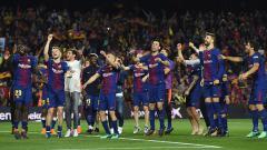 Indosport - Klub LaLiga Spanyol Barcelona dikabarkan siap menjual pemainnya ke Inter Milan pada bursa transfer musim panas mendatang.
