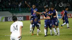 Indosport - PSIS Semarang vs Persela Lamongan.