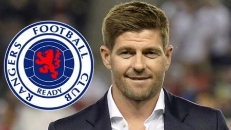 Steven Gerrard, manajer anyar Rangers FC - INDOSPORT