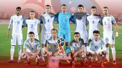Indosport - Skuat Timnas Inggris.