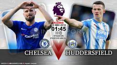 Indosport - Prediksi Chelsea vs Huddersfield.