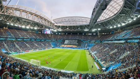 Berikut profil venue Euro 2020 di Kota Saint Petersburg, Rusia, Stadion Krestovsky. - INDOSPORT