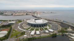 Indosport - Stadion Krestovsky.