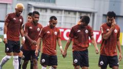 Indosport - Skuat Persija Jakarta.