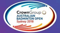 Indosport - Logo Australian Open 2018.