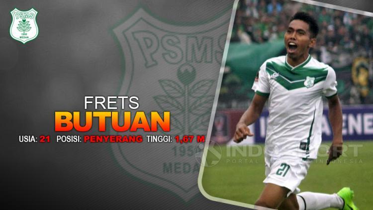 PS TIRA vs PSMS Medan (Frets Butuan) Copyright: INDOSPORT