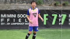 Indosport - Irvin Museng, Bocah Ajaib Indonesia Peraih Top Skor Piala Dunia Junior.