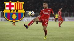 Indosport - Riko Simanjuntak segera ke Barcelona