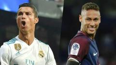 Indosport - Ronaldo - Neymar.