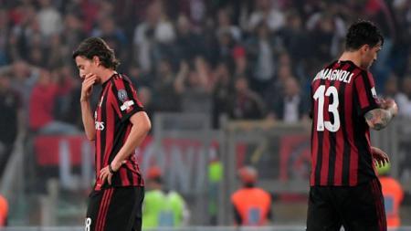 Juventus vs AC Milan. - INDOSPORT