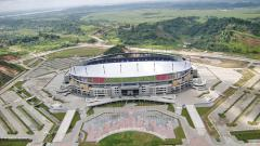 Indosport - Stadion Palaran, Samarinda