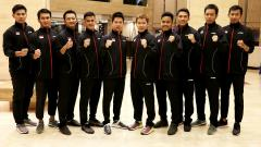 Indosport - Dihuni oleh pemain bertabur bintang ternyata belum menjadi jaminan bagi Timnas Bulutangkis Indonesia meraih trophy Piala Thomas.