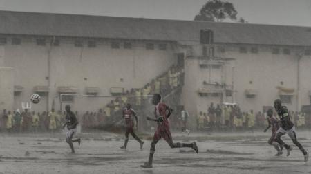 Penjara Luzira, Uganda - INDOSPORT